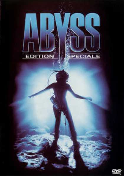 French DVDs - The Abyss