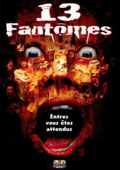 French DVDs - 13 Ghosts