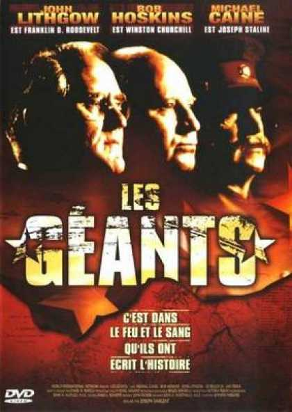 French DVDs - Giants