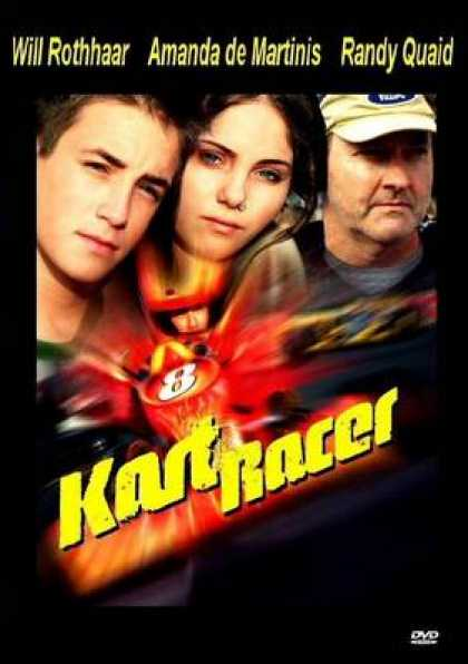 French DVDs - Kart Racer