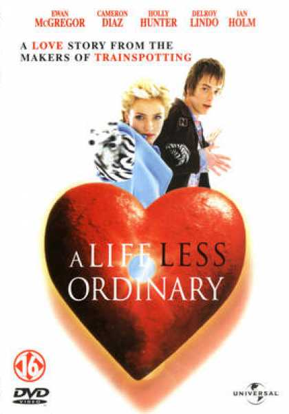 French DVDs - A Life Less Ordinary