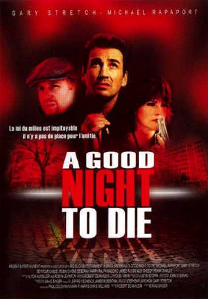French DVDs - A Good Night To Die