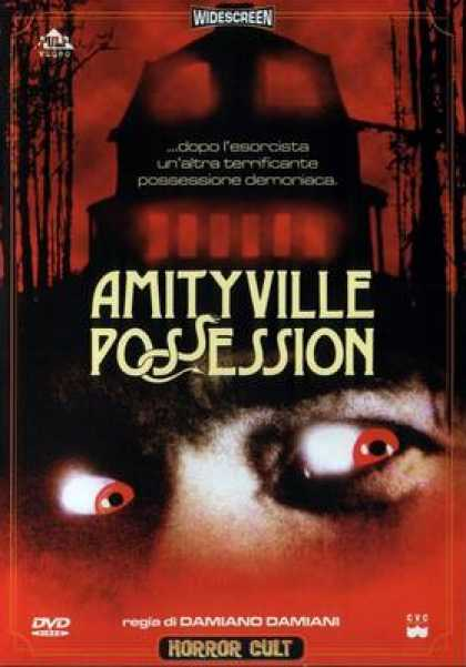 French DVDs - Amityville Posession
