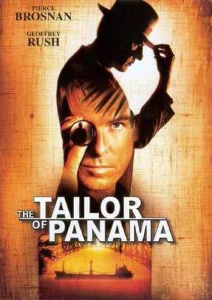 French DVDs - The Tailor Of Panama