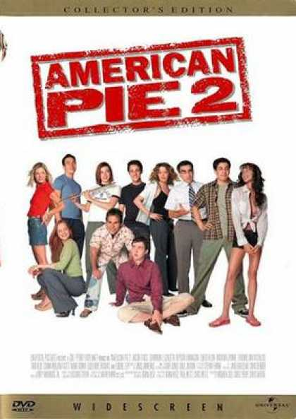 French DVDs - American Pie 2 CE