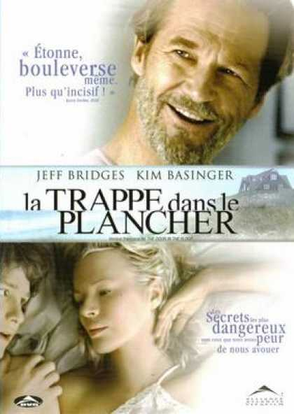 French DVDs - The Door In The Floor French Canadian