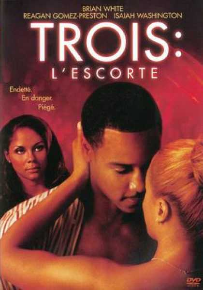 French DVDs - Trois L'Escorte