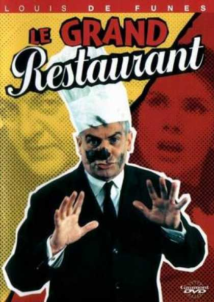 French DVDs - The Grand Restaurant