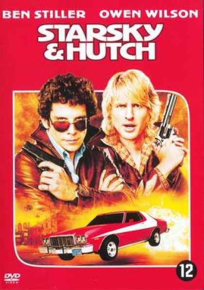 French DVDs - Starsky And Hutch