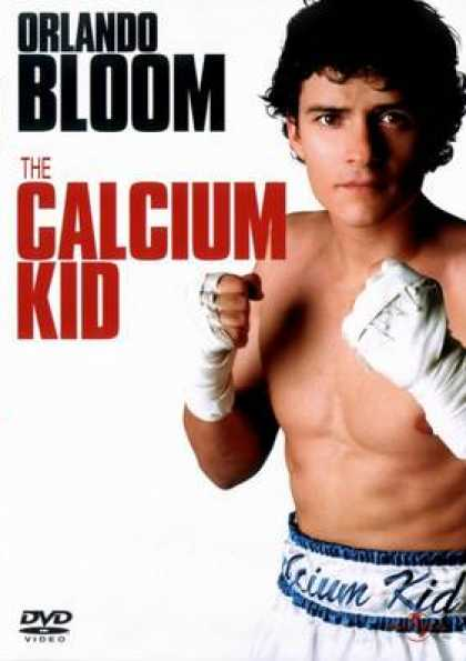 French DVDs - The Calcium Kid
