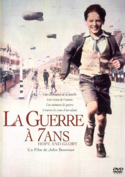 French DVDs - D La Guerre A 7 Ans