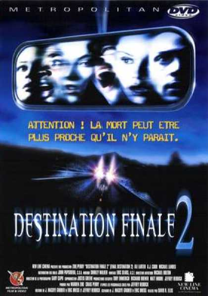 French DVDs - Final Destination 2