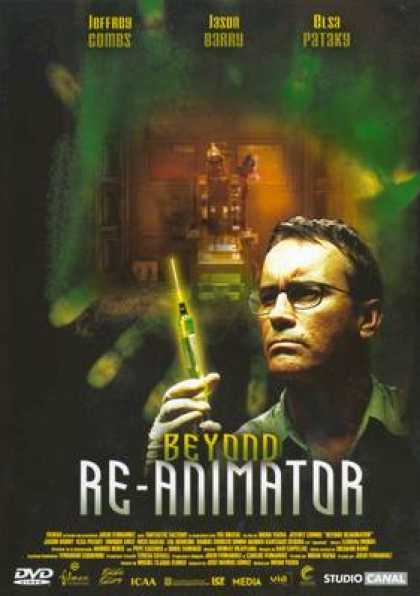 French DVDs - Beyond Re-Animator