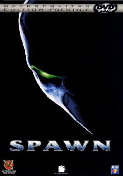 French DVDs - Spawn