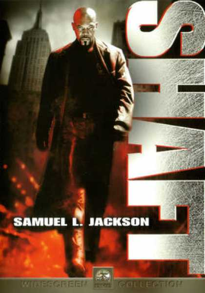 French DVDs - Shaft