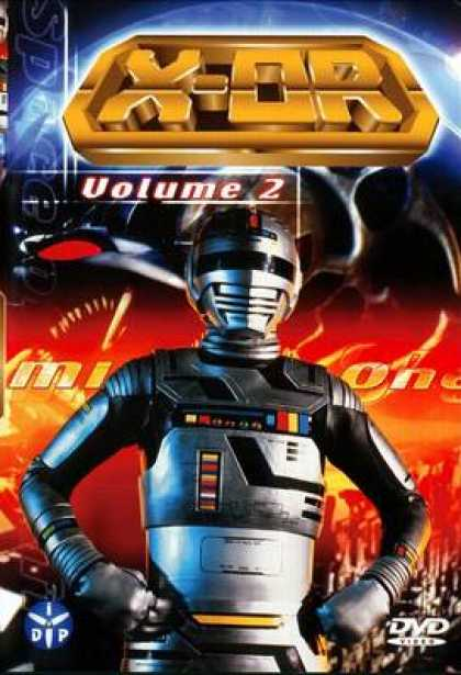 French DVDs - X Or Mission One Volume 2