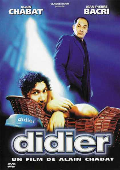 French DVDs - Didier
