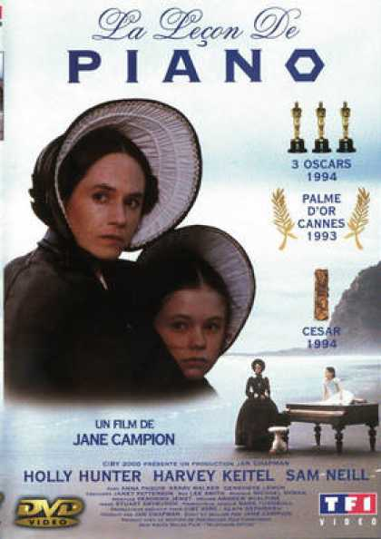 French DVDs - La Lecon De Piano