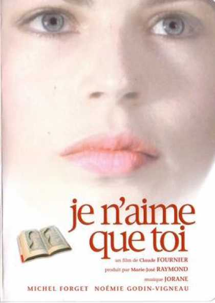 French DVDs - Je N'aime Que Toi