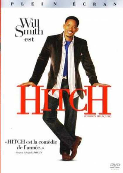 French DVDs - Hitch French Canadian