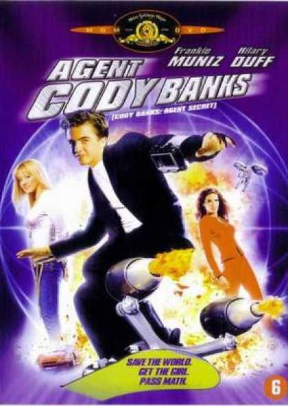French DVDs - Agent Cody Banks