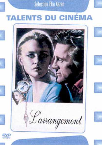 French DVDs - L'arrangement (The Arrangement)