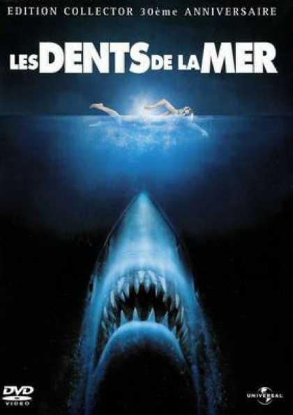French DVDs - Jaws SE AE