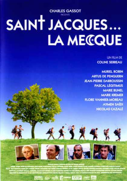 French DVDs - Saint Jacques La Mecque