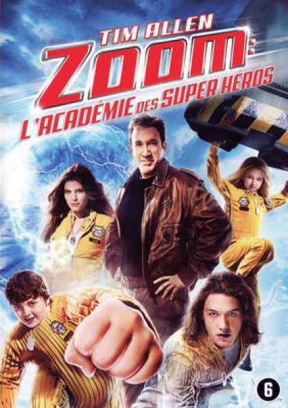 French DVDs - Zoom