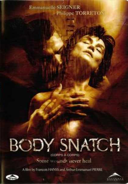 French DVDs - Body Snatch French Canadian