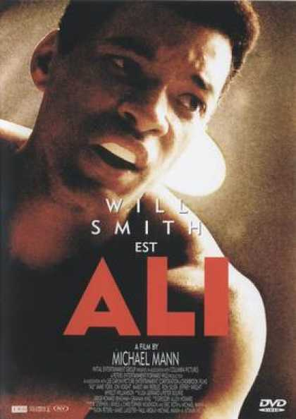 French DVDs - Ali