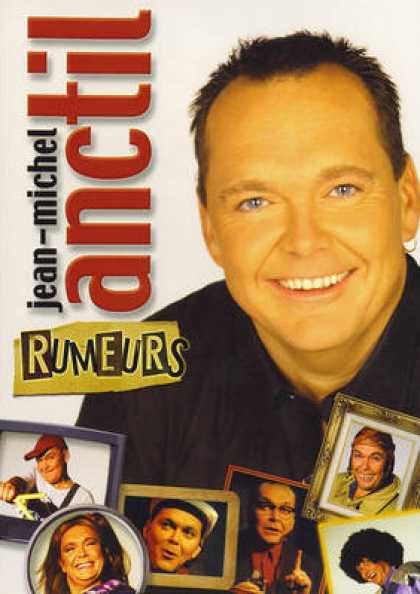 French DVDs - Jean-Michel Anctil - Rumeurs
