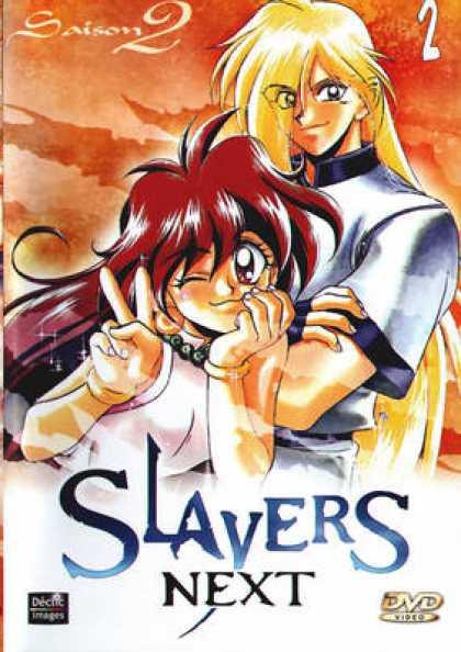 French DVDs - Slayers Season 2 Vol 2