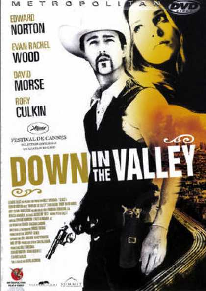 French DVDs - Down In The Valley