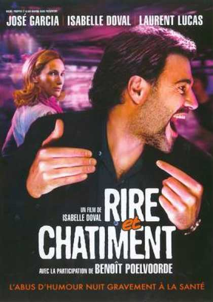 French DVDs - Rire Et Chatiment