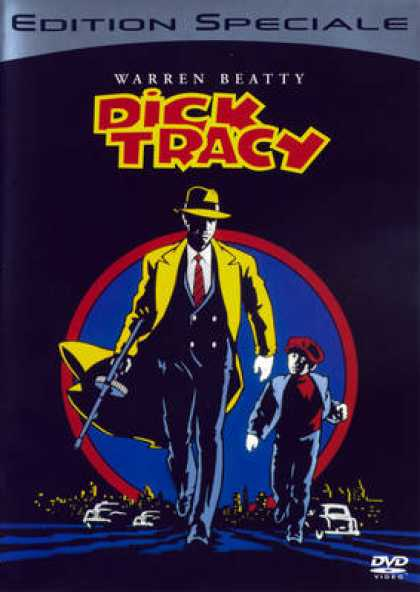 French DVDs - Dick Tracy