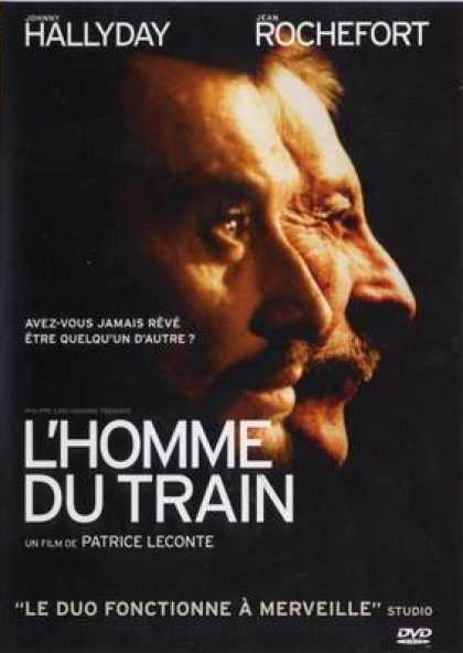 French DVDs - The Man On The Train