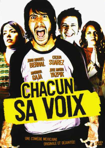 French DVDs - Chacun Sa Voix