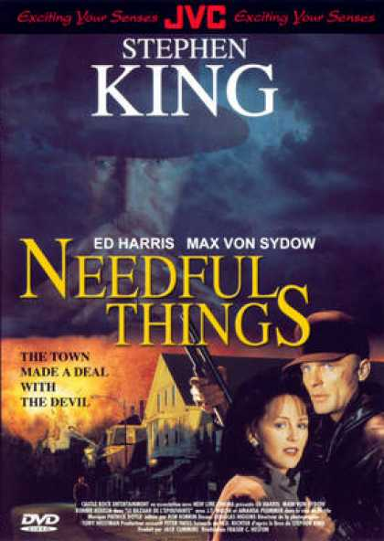 French DVDs - Needful Things