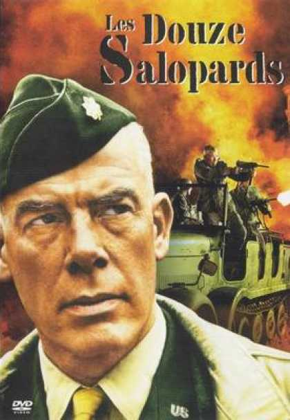 French DVDs - The Dirty Dozen