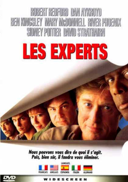 French DVDs - Les Experts