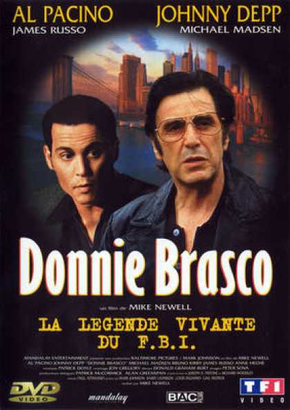 French DVDs - Donnie Brasco