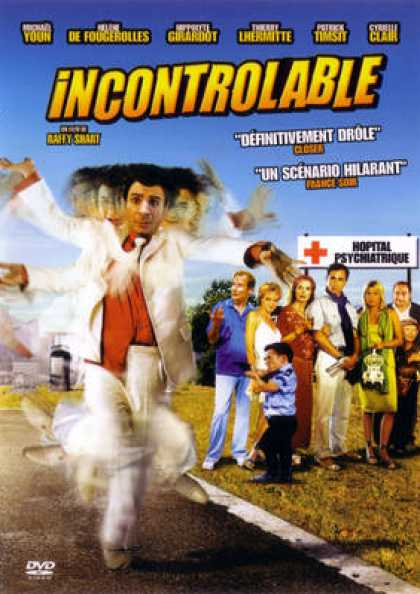 French DVDs - Incontrolable