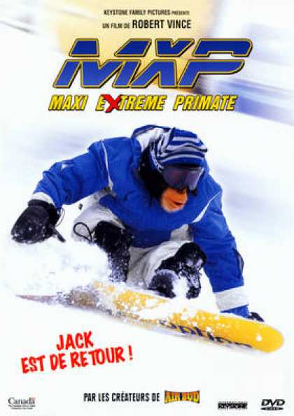 French DVDs - MXP Maxi Extreme Primate