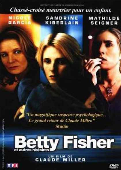 French DVDs - Betty Fisher And Other Stories