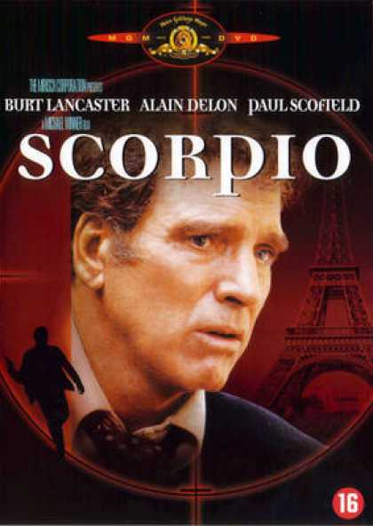 French DVDs - Scorpio