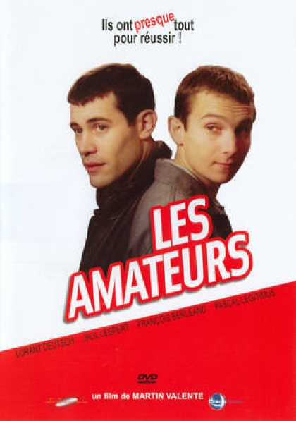 French DVDs - The Amateurs