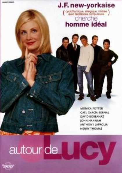 French DVDs - Im With Lucy