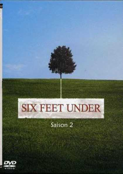 French DVDs - Six Feet Under