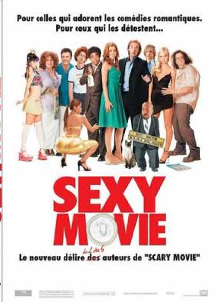 French DVDs - Date Movie